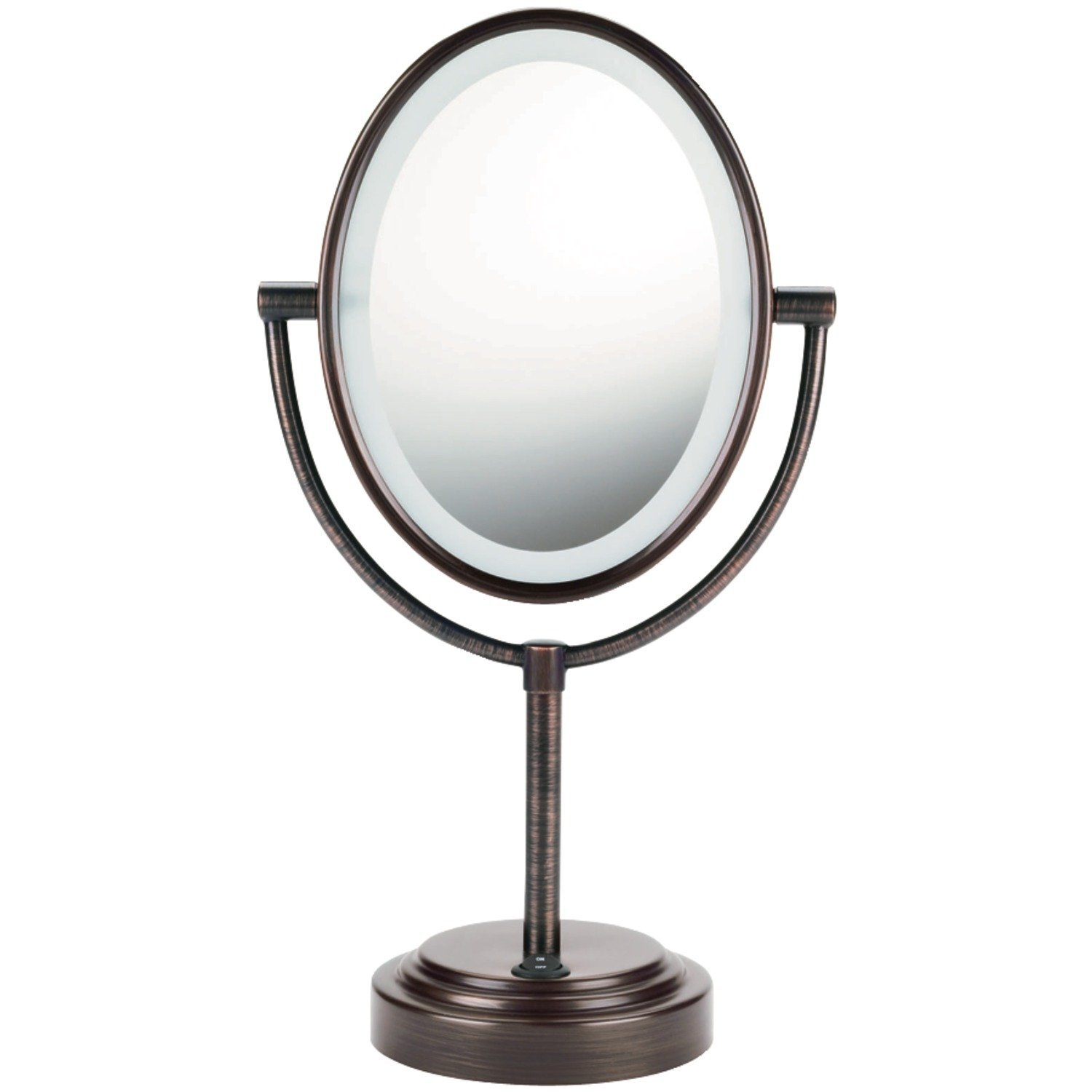 15x Magnifying Mirror | Magnifying Mirror with Light | Best Lighted Makeup Mirror
