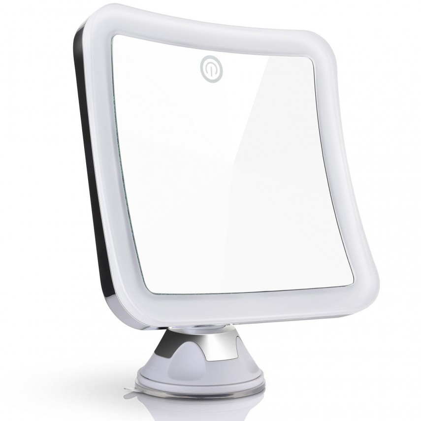 20x Magnifying Mirror | Magnifying Mirror Wall Mount | Best Lighted Makeup Mirror