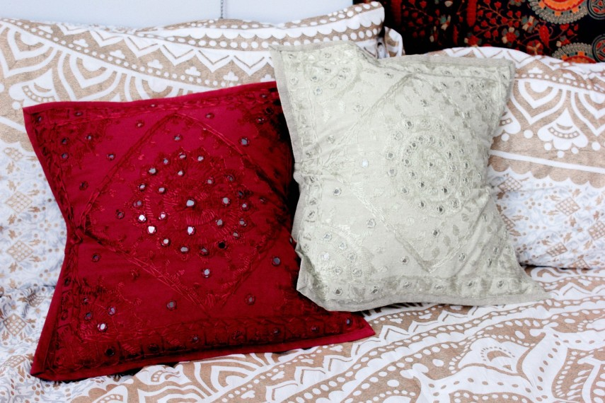 26x26 Pillow Cover | Decorative Pillow Covers | Couch Cushion Covers