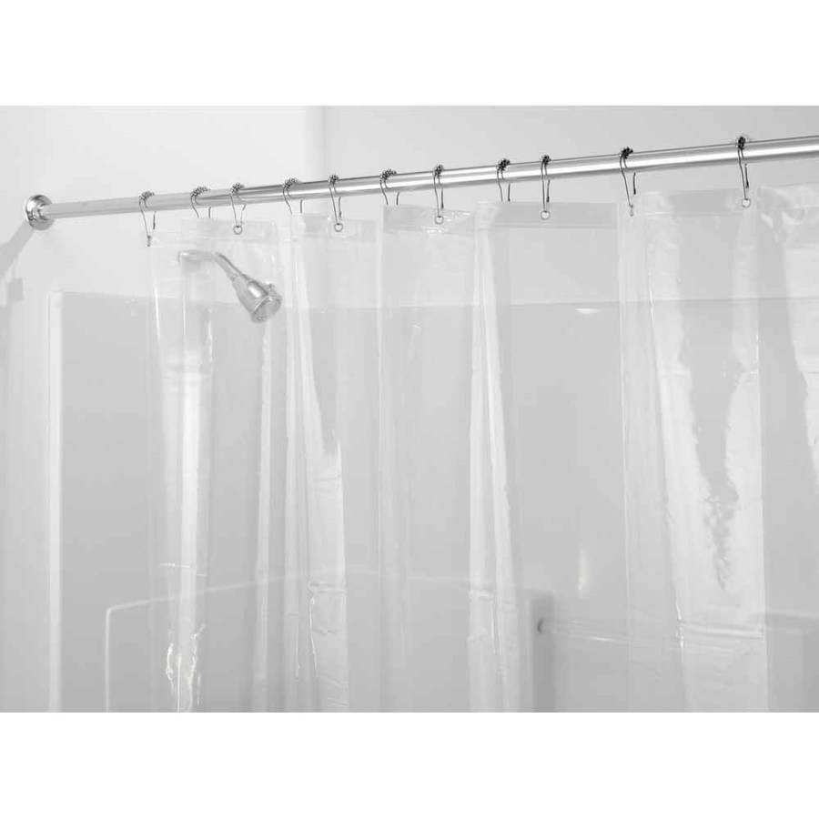 78 Long Shower Curtain Liner | Shower Curtain Liner | Fabric Shower Curtain Liner