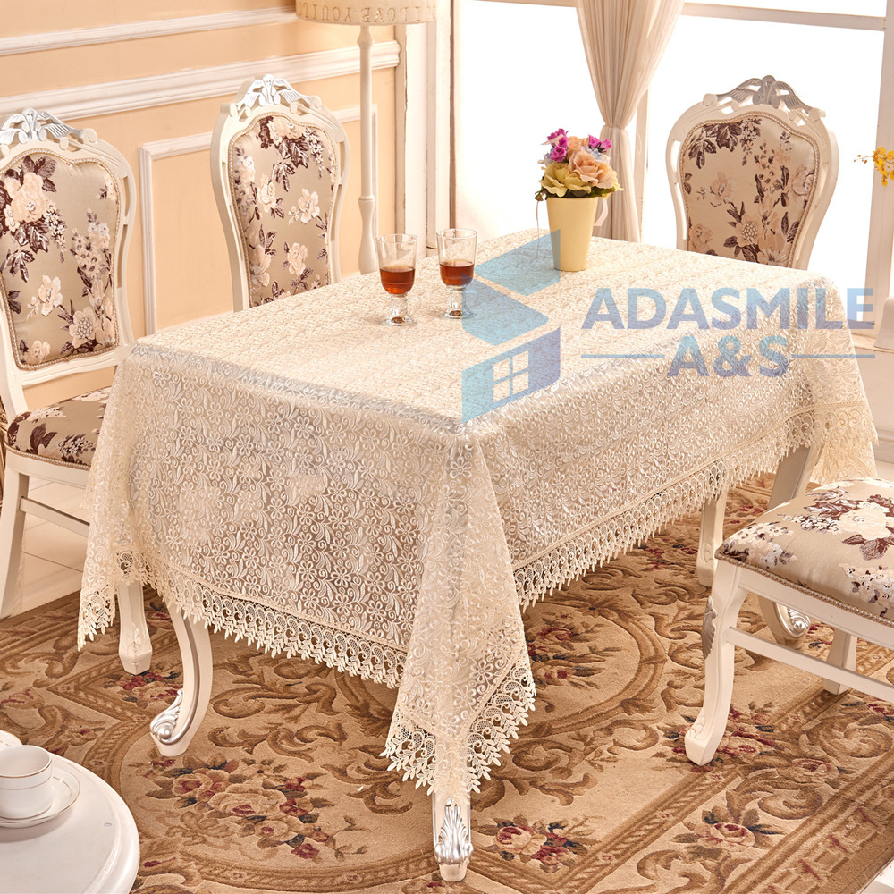 90 Inch Tablecloth | Crochet Lace Tablecloth Pattern | Lace Tablecloths