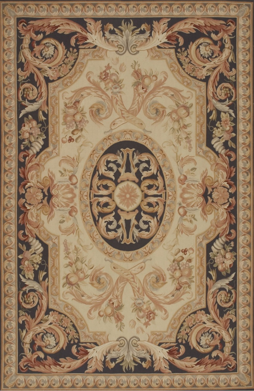 Adorable Aubusson Rugs | Marvellous Sculpted Rugs