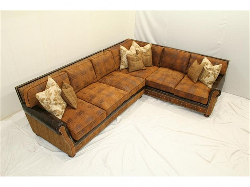 Alluring Old Hickory Tannery | Terrific Horchow Sofa Design