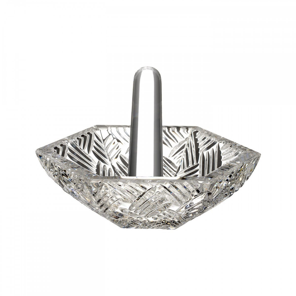 Amazing Waterford Ring Holder | Sensational Waterford Crystal Ring Holders