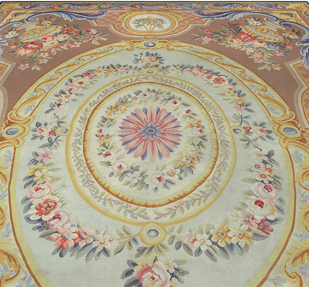 Amusing French Inspired Rugs Designs | Outstanding Aubusson Rugs