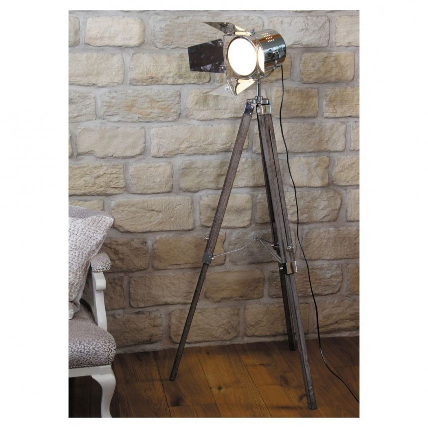 Antique Floor Lamps | Tripod Floor Lamp Wood | Tripod Lamp