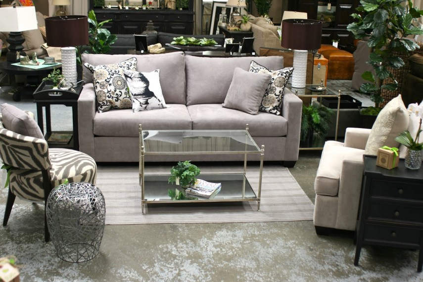 Furniture Appealing Mirrored Coffee Table For Living Room Furniture Ideas