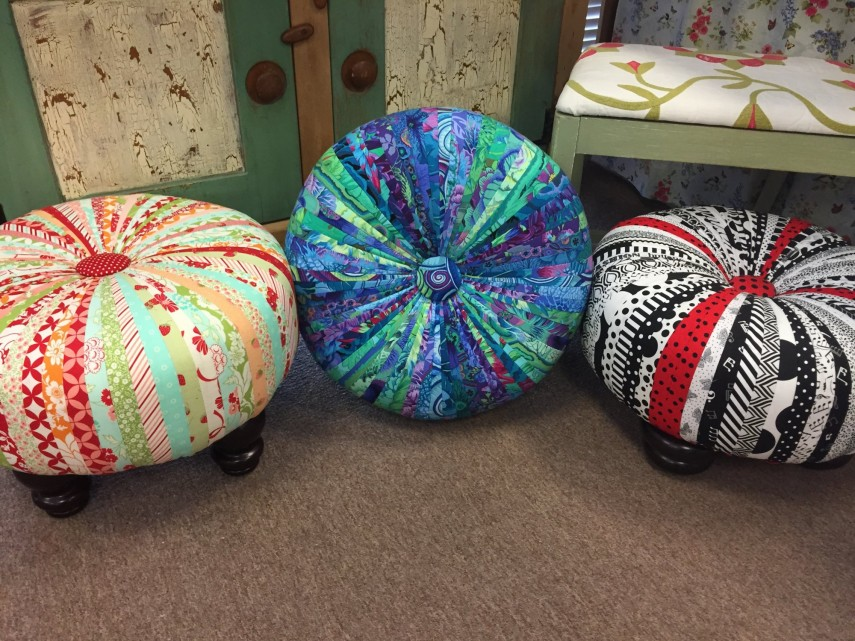 Appealing Tuffet | Pretty How To Make A Tuffet Stool