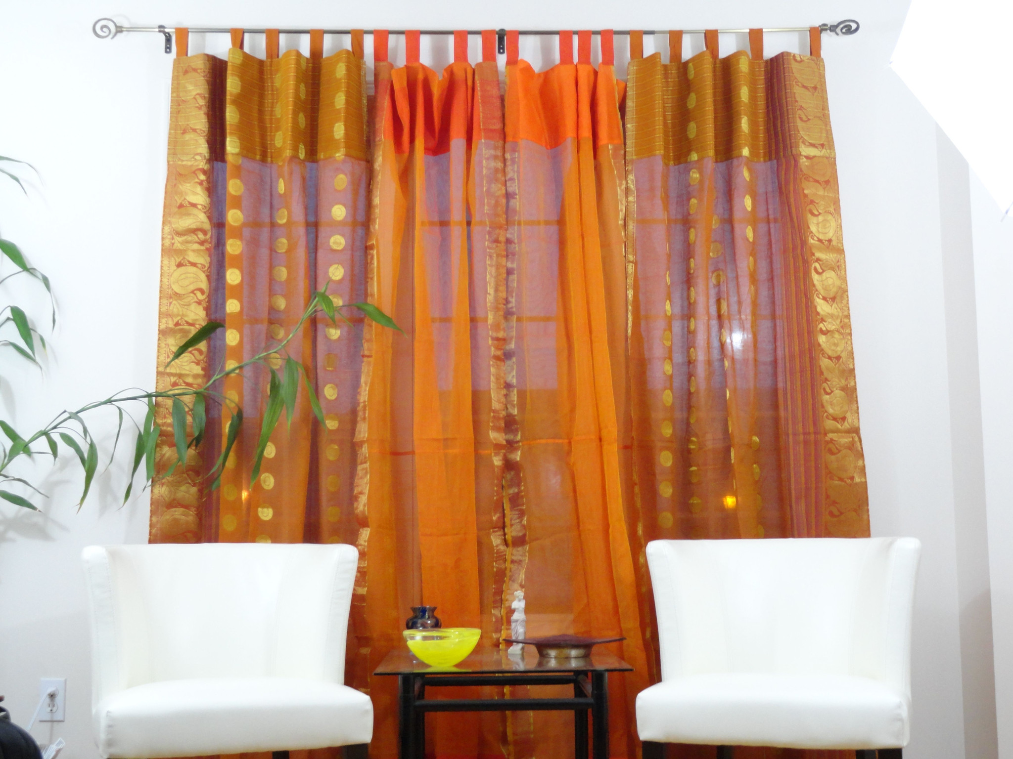 Arched Window Drapes | Windows Drapes | Window Drapes