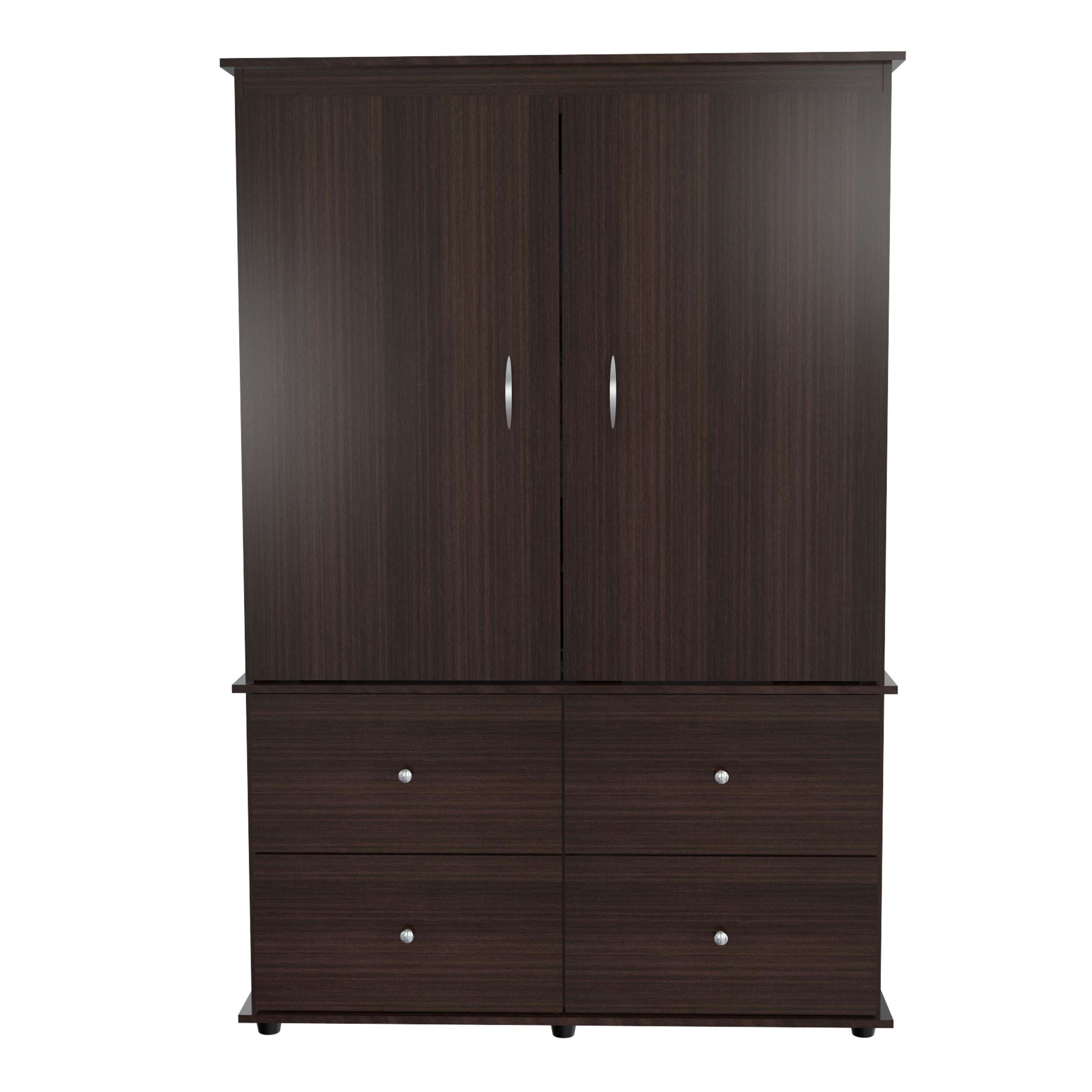 appealing armoire closet home depot roselawnlutheran. Black Bedroom Furniture Sets. Home Design Ideas