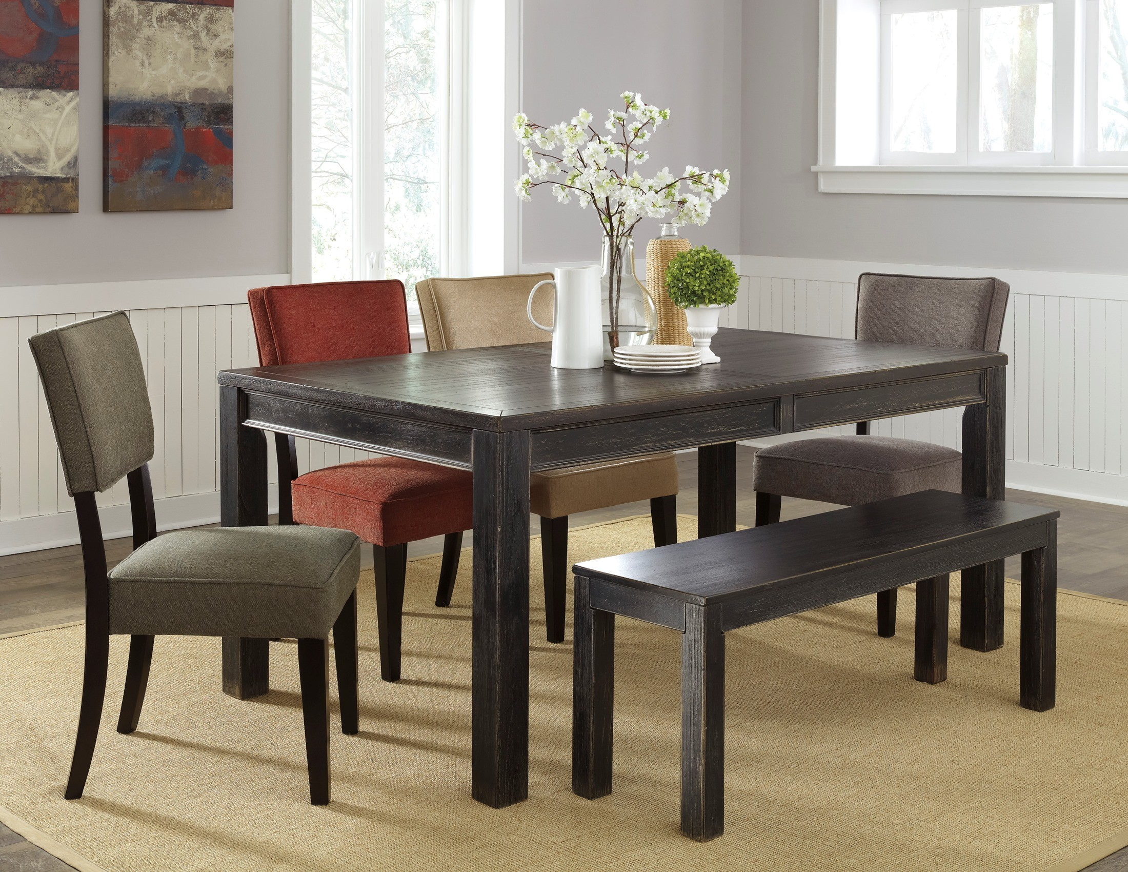 Ashley Dining Table | Ashley Furniture Louisville | Ashley Furniture Rochester Mn