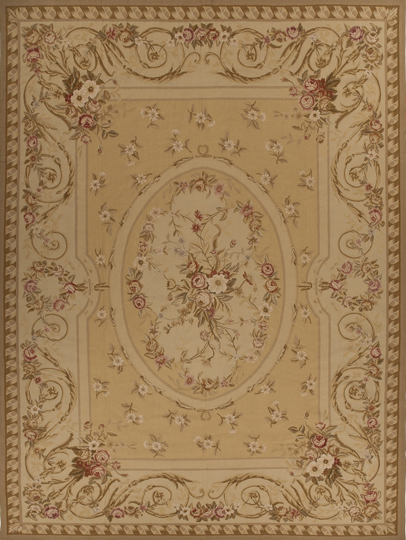 Attractive Aubusson Rugs History | Enchanting Aubusson Rugs