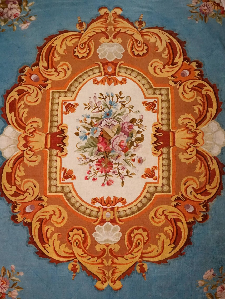 Attractive Aubusson Rugs | Inspiring Pink Aubusson Rugs