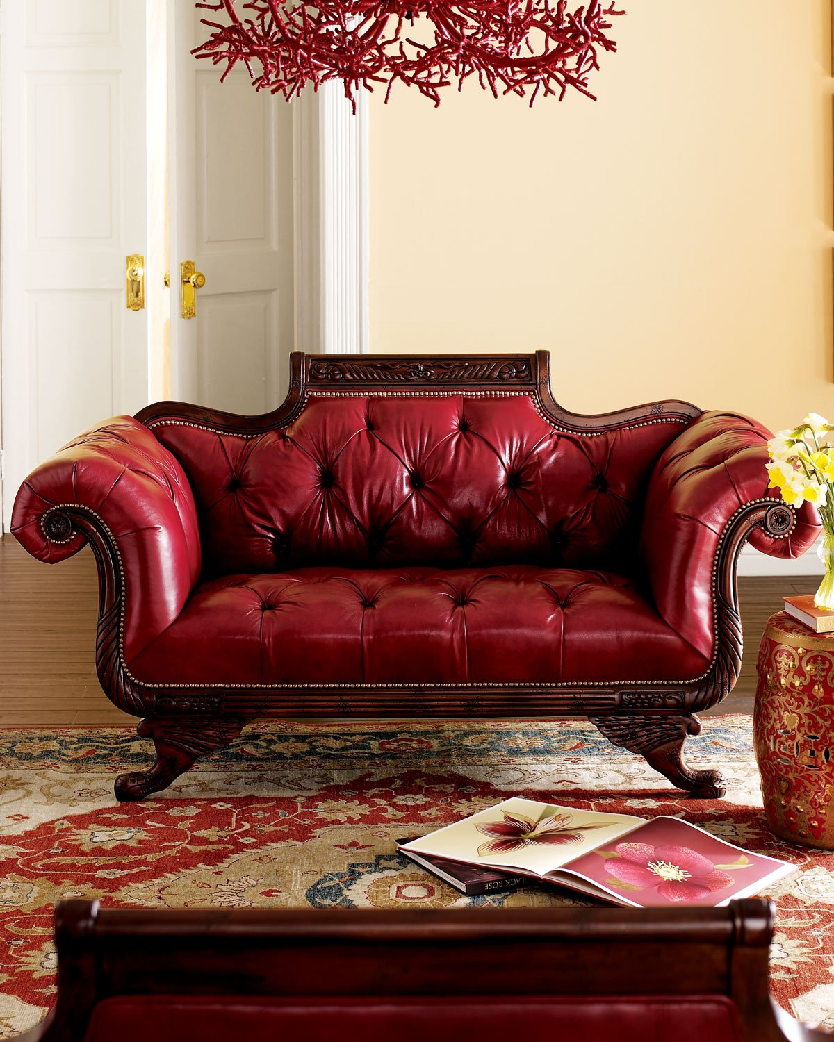 Awesome Old Hickory Tannery | Nice Old Hickory Sofas Idea