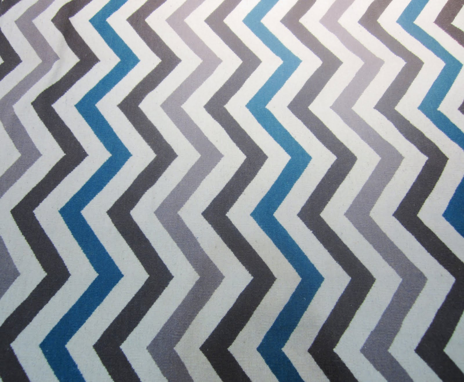 Ballard Designs Chevron Rug | Chevron Cotton Rug | Chevron Rug