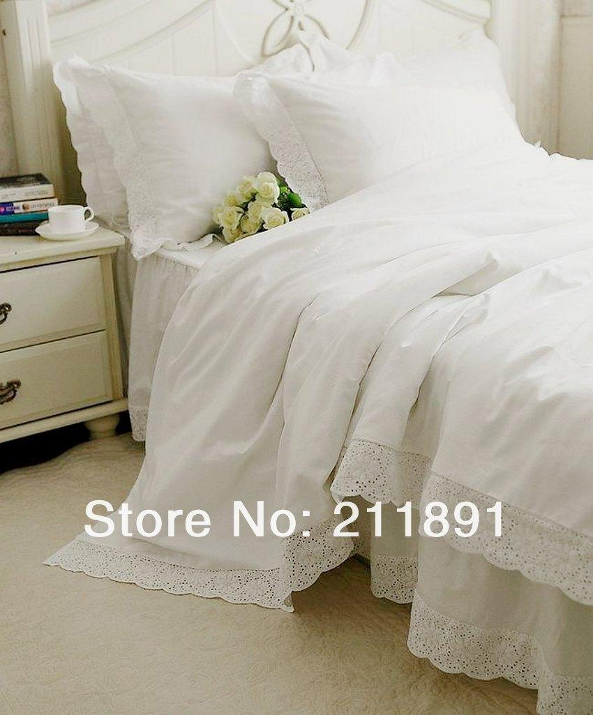 Bed Bath and Beyond Bed Skirts | Bed Skirts Queen | Lace Bedskirt