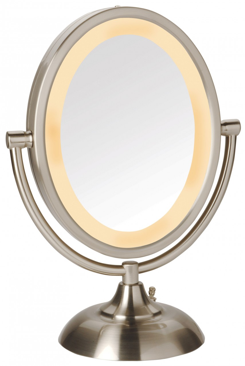 Bed Bath And Beyond Lighted Makeup Mirror | Best Makeup Mirror Lighted Reviews | Best Lighted Makeup Mirror