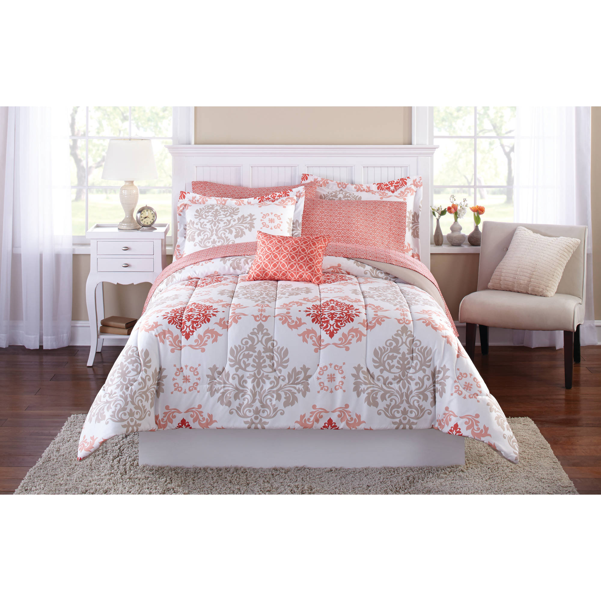 Bedroom gorgeous queen bedding sets for bedroom for Bedroom quilt ideas