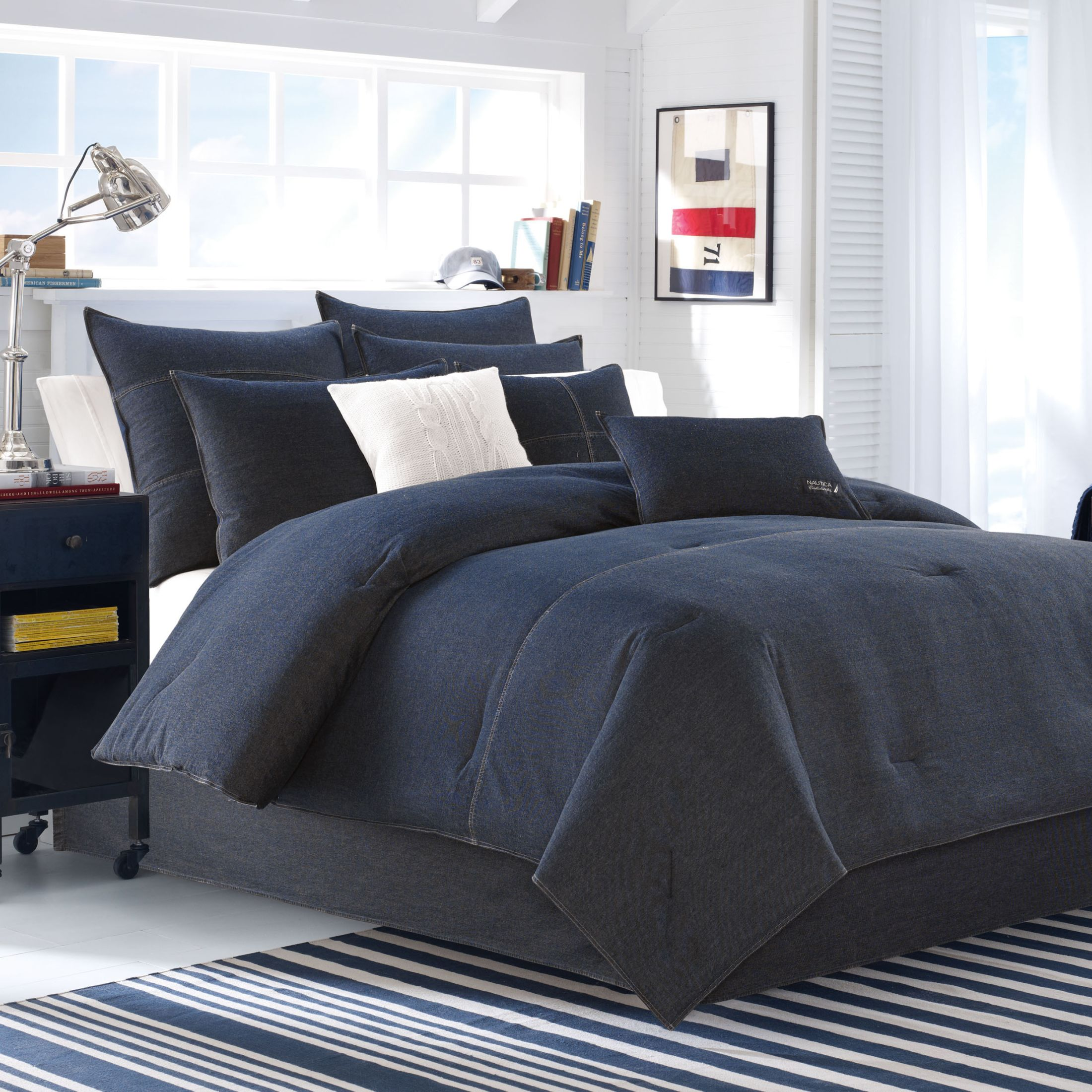 Bed Comforter Sets | Navy Blue Comforter | Jcp Bedding