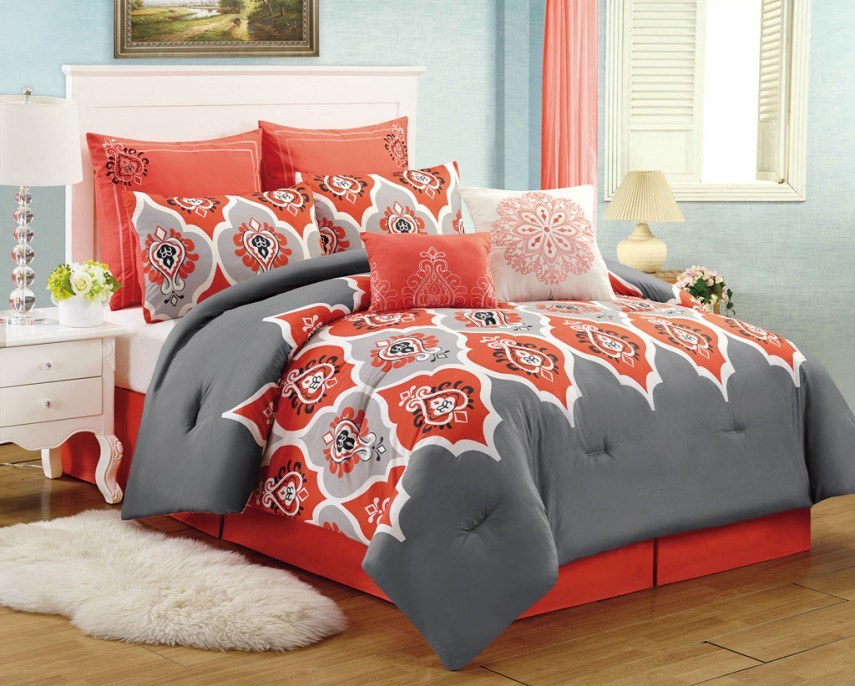 Bed In A Bag Queen | Queen Bedding Sets | Frozen Queen Bedding Set