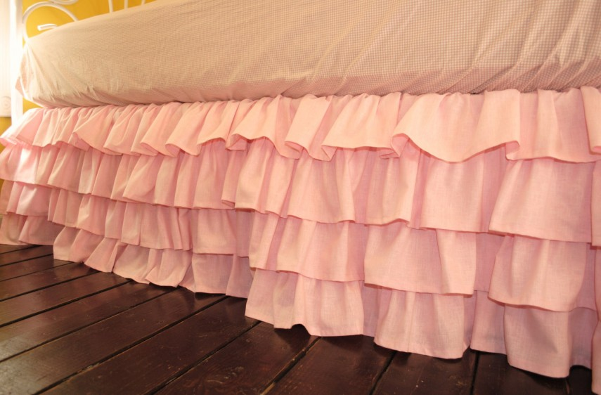 Bed Skirts Queen | Bed Bath And Beyond Bed Skirts | Walmart Dust Ruffle