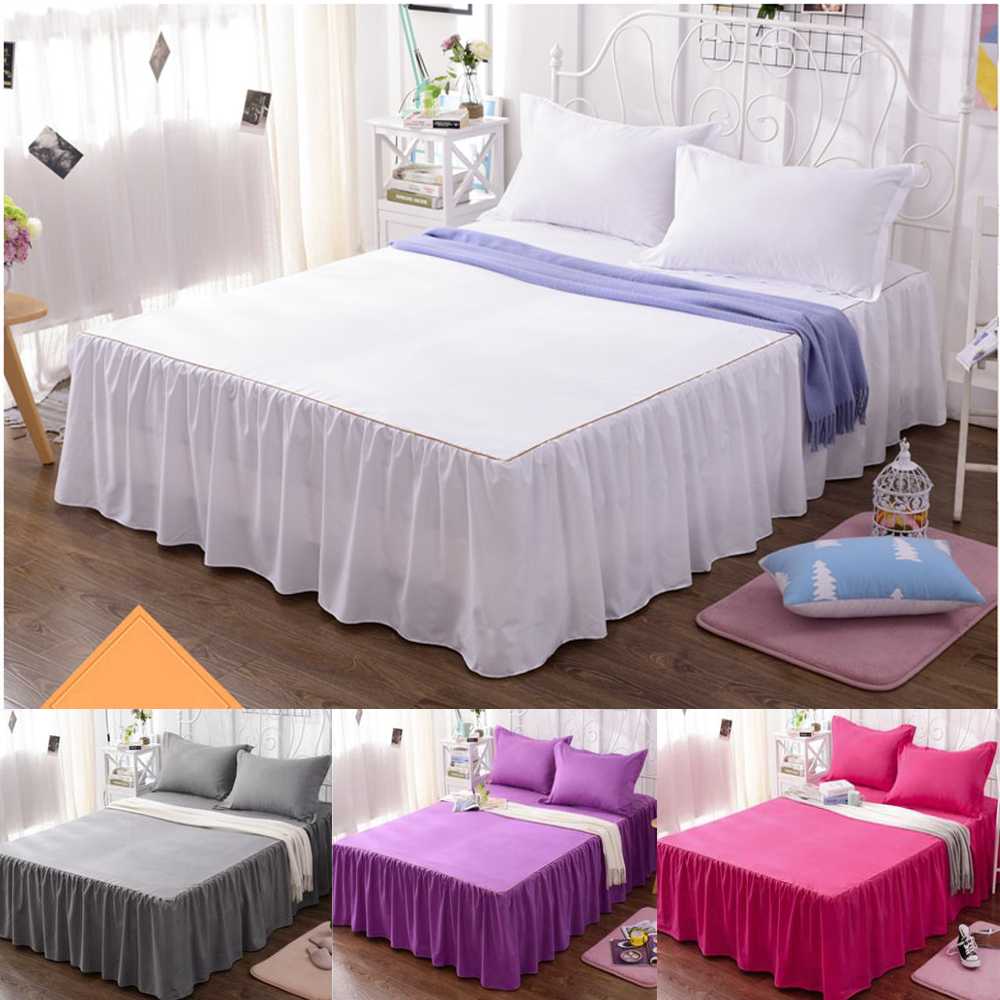 Bed Skirts Queen | Twin Bedskirt | Marshalls Skirts