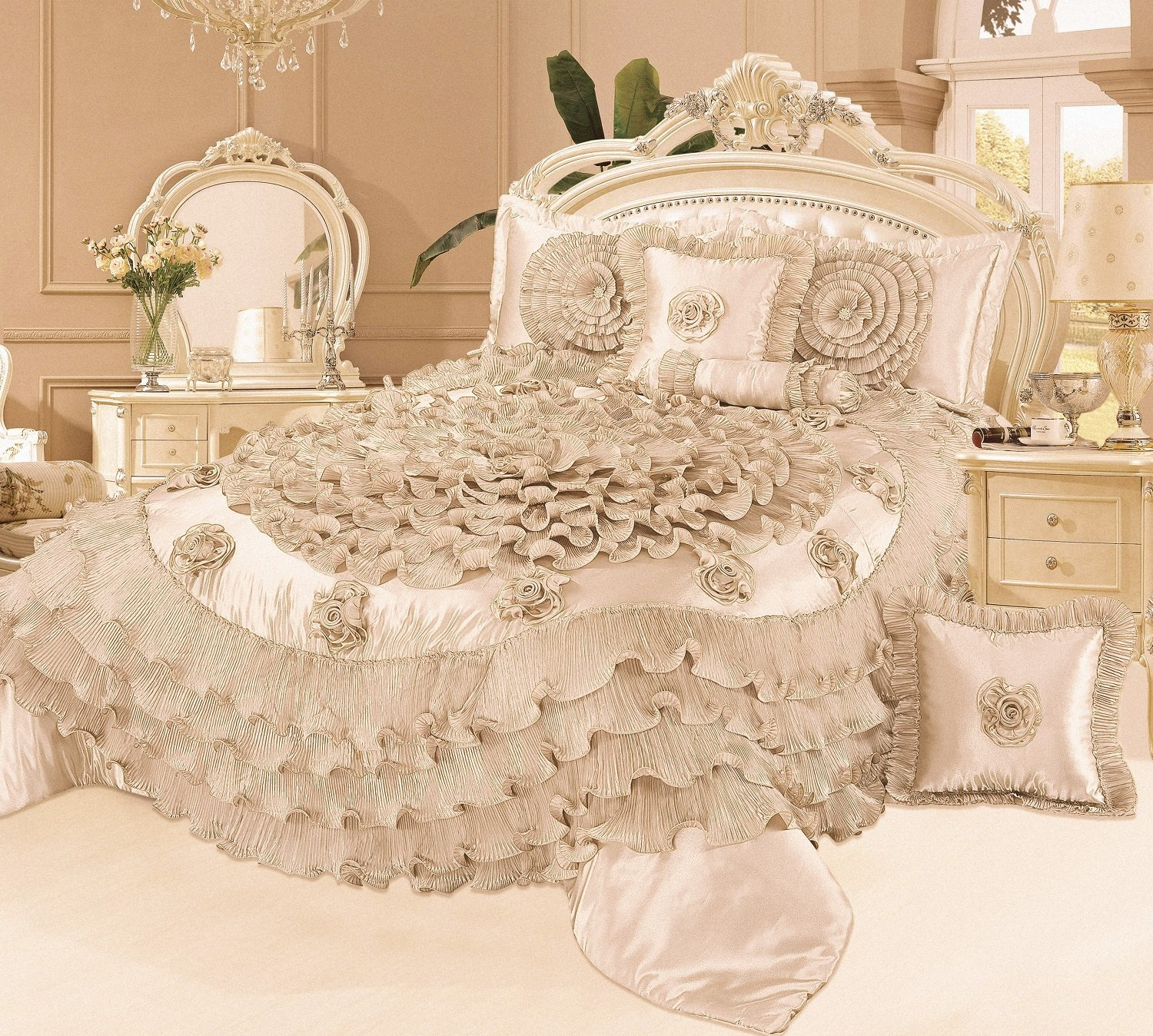 Bedspread Sets | Luxury Comforter Sets | Tahari Home Comforter Set