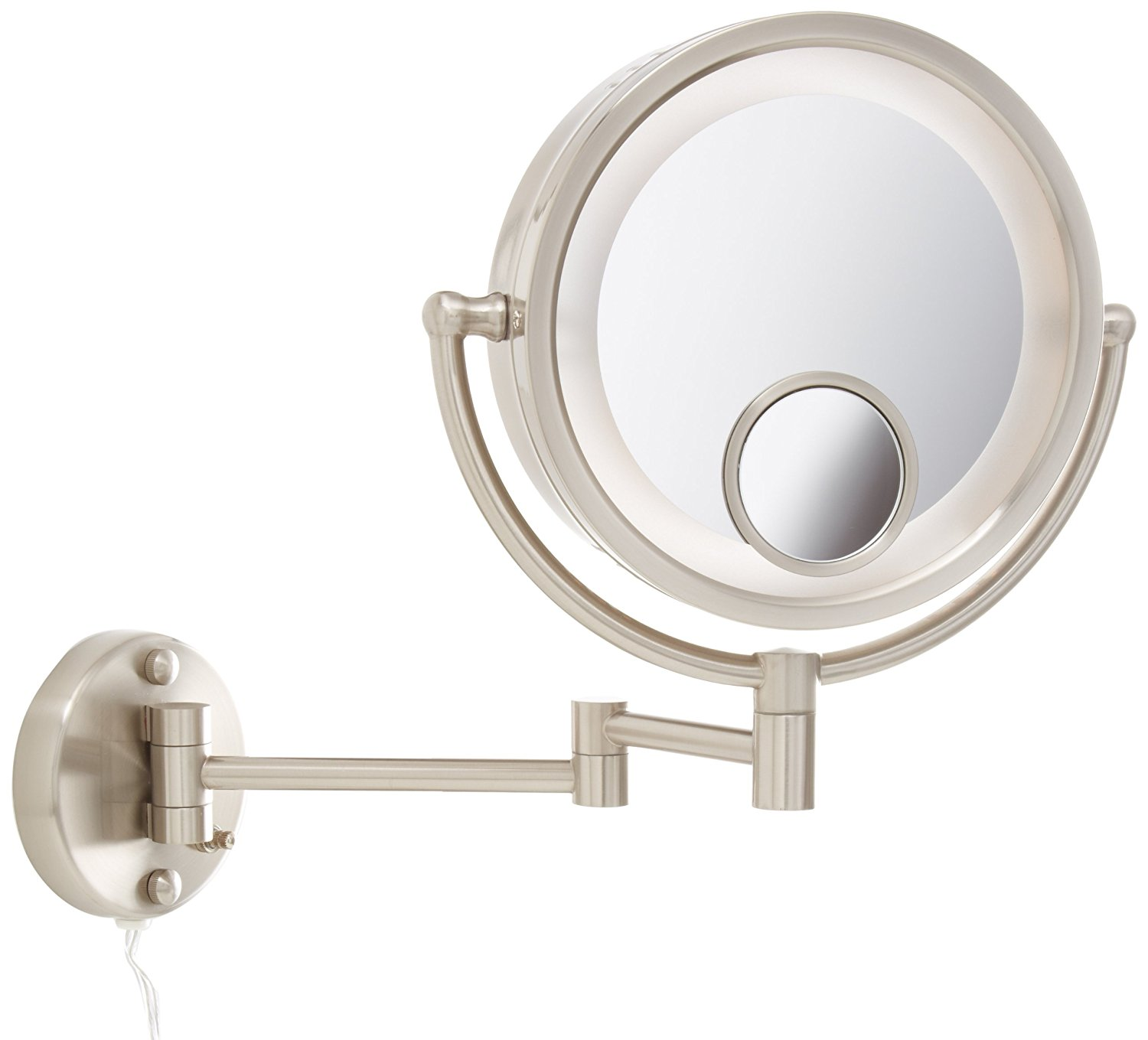 Best Lighted Makeup Mirror | 10x Mirror | Best Lighted Makeup Mirror Reviews