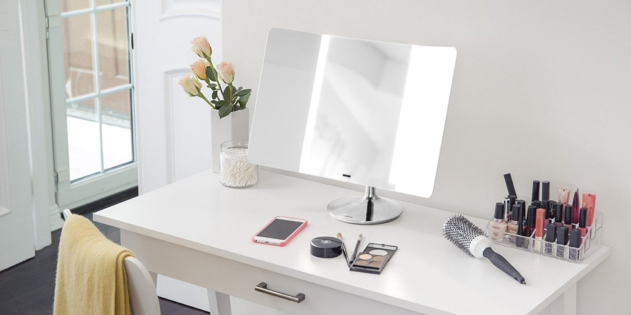 Best Vanity Mirror For Makeup. Best Lighted Makeup Mirror  Bed Bath and Beyond Make Up Mirrors Bedroom Using For Pretty Home
