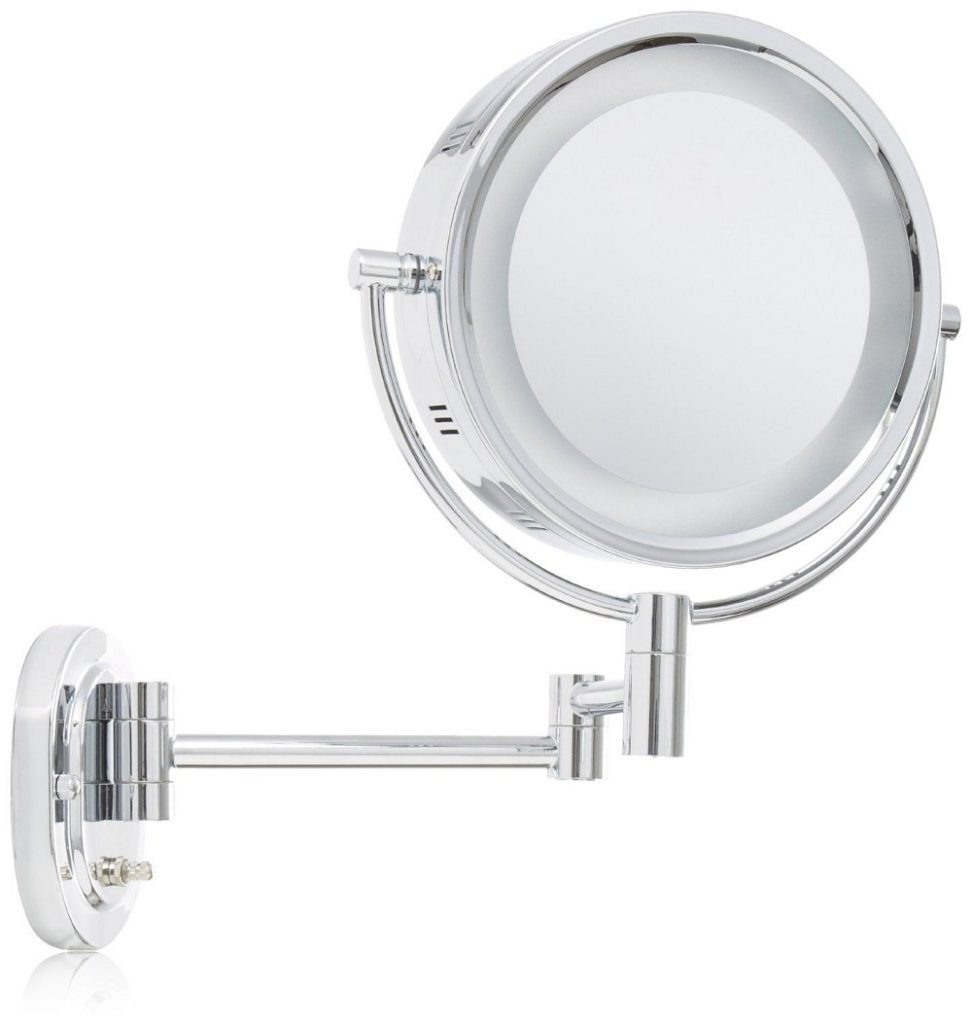 Best Lighted Makeup Mirror | Best Lighted Magnified Makeup Mirror | Conair Lighted Mirror