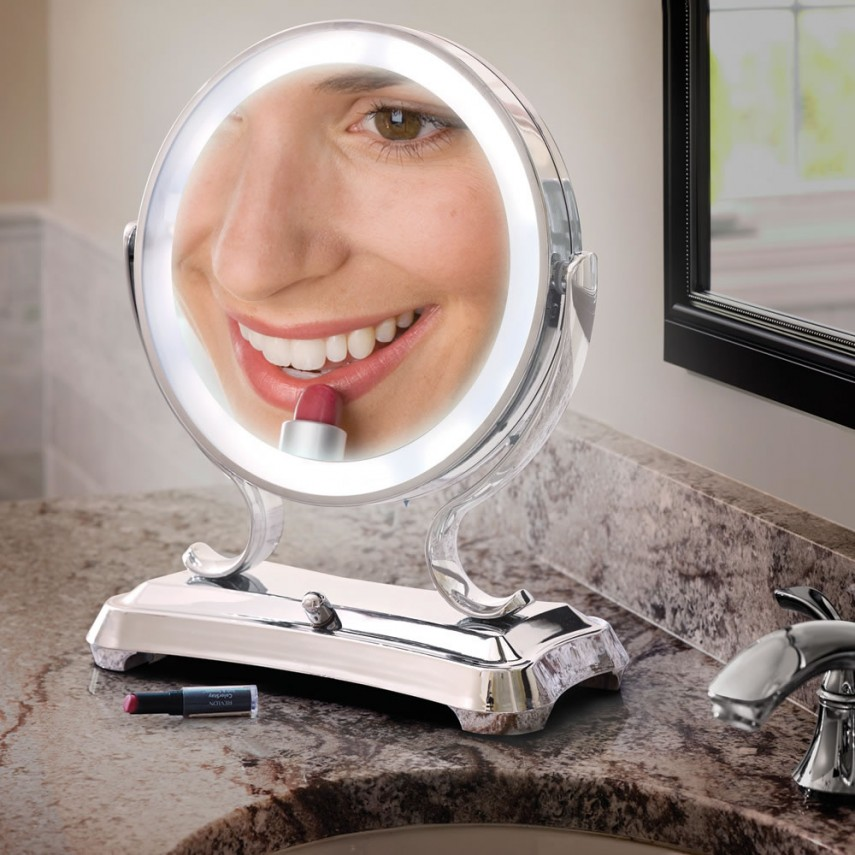 Best Lighted Makeup Mirror | Best Makeup Mirror Lighted Reviews | Best Lighted Magnified Makeup Mirror
