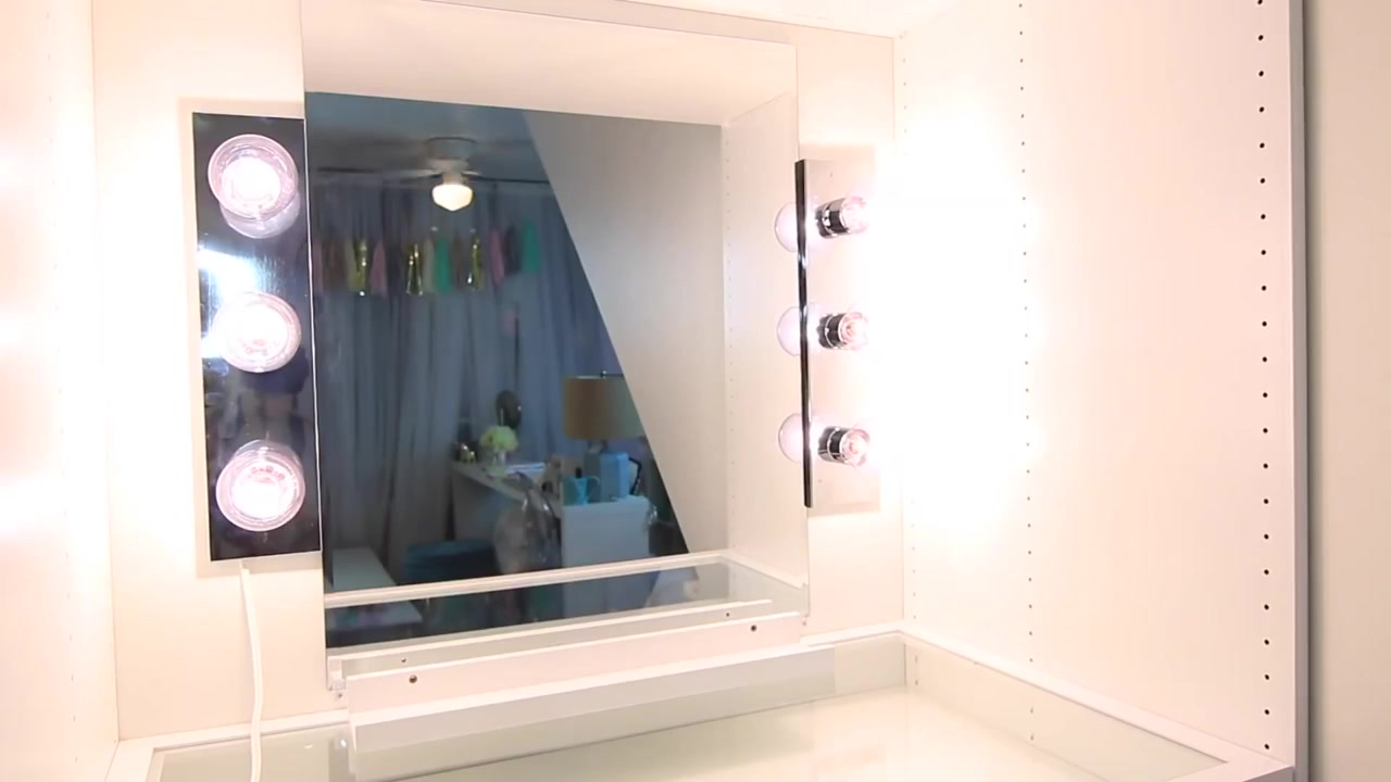 Best Lighted Makeup Mirror | Lighted Mirror Vanity | Sephora Makeup Mirror