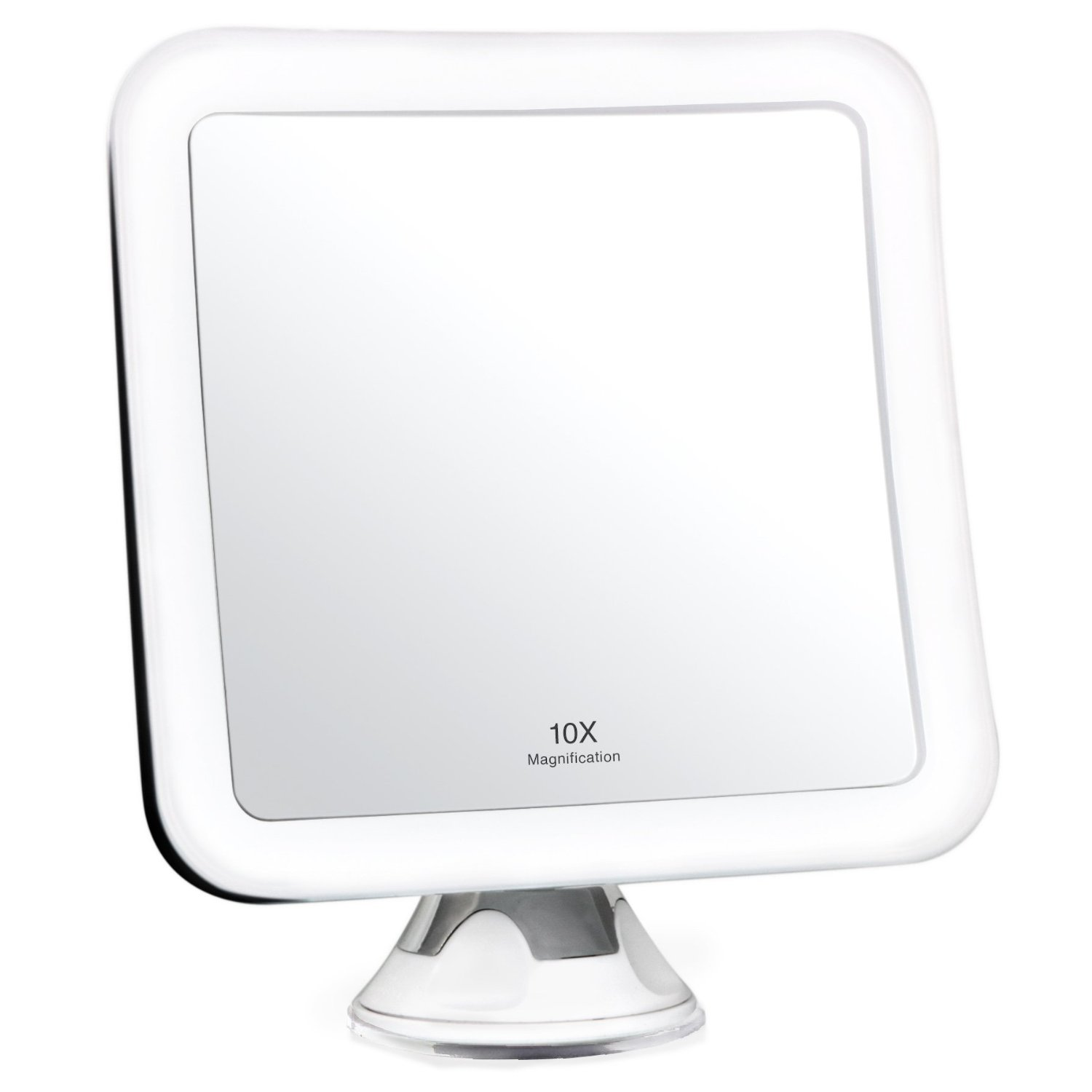 Best Lighted Makeup Mirror | Vanity Desk with Lighted Mirror | Lighted Travel Makeup Mirror