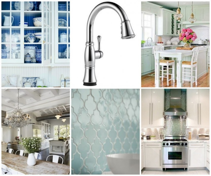 Best Rated Kitchen Faucets | Delta Cassidy Faucet | Spring Kitchen Faucet