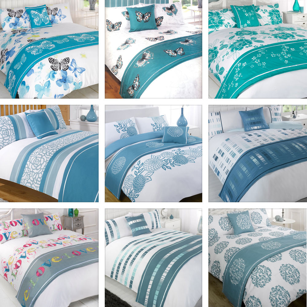Black King Size Duvet Covers | Turquoise King Size Duvet Cover | King Size Duvet Covers