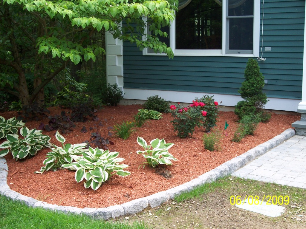 Brick Edging | Edging Around Trees | Landscape Edging Ideas