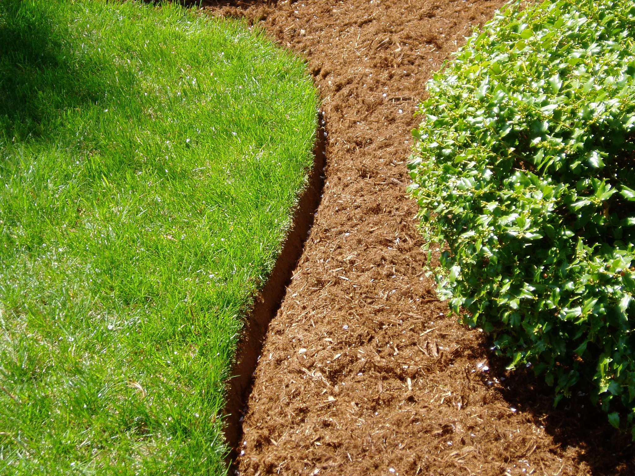 Decor home depot edging landscape edging ideas garden for Flower bed edging ideas