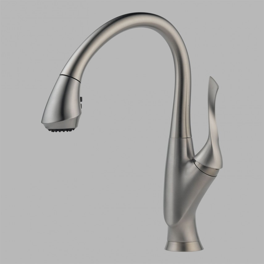 Brizo Kitchen Faucets | Brizo Tub Filler | Black Kitchen Faucets Pull Out Spray
