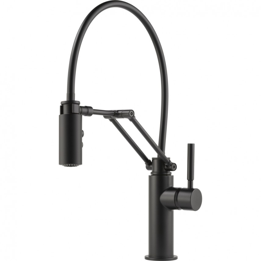 Brizo Kitchen Faucets | High End Bathroom Faucets | Black Kitchen Faucets Pull Out Spray