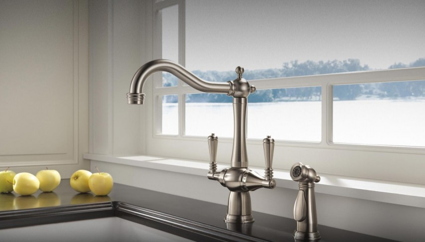 Brizo Kitchen Faucets | Luxury Faucets | Brands Of Kitchen Faucets
