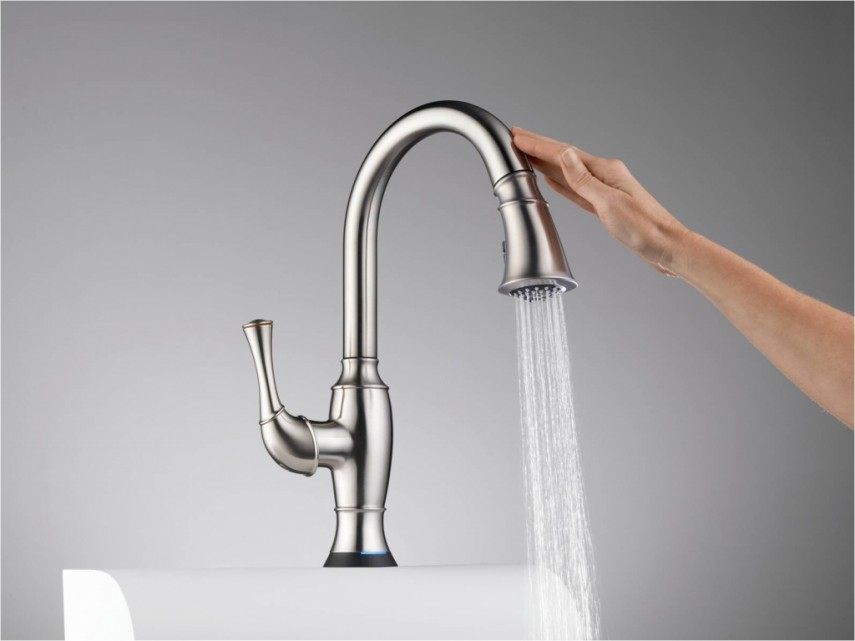 Brizo | Touch Activated Faucet | Brizo Kitchen Faucets