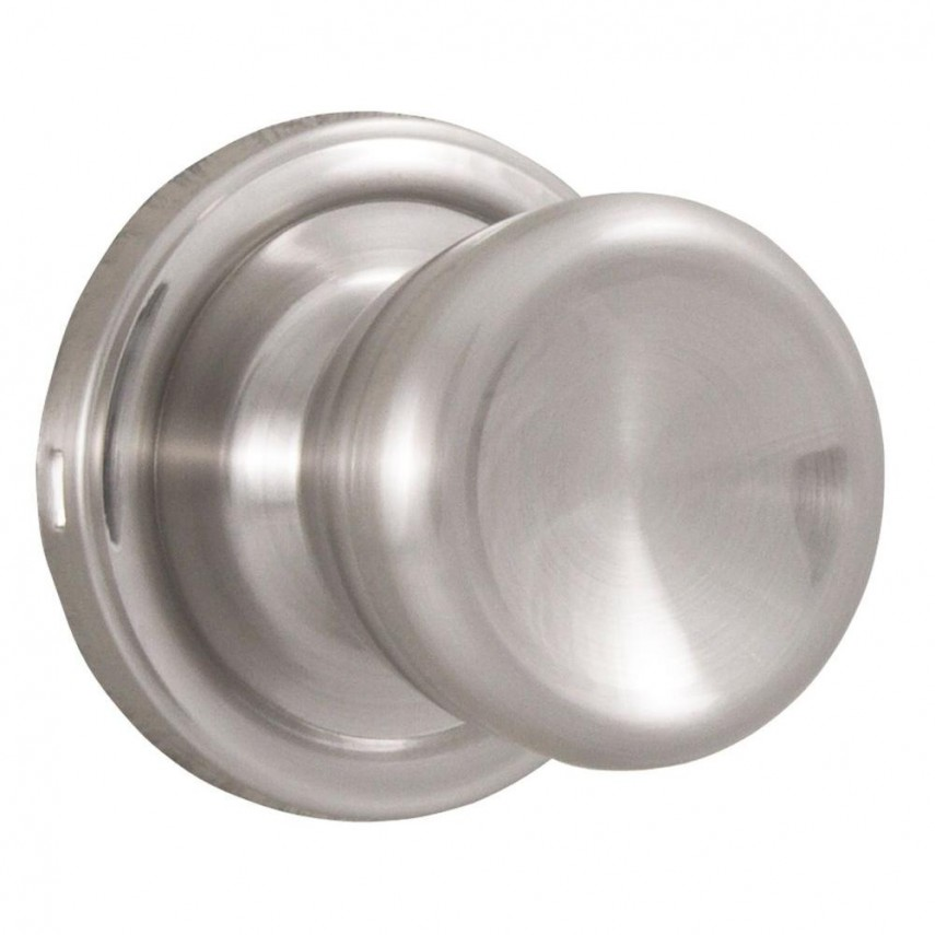 Brushed Nickel Door Knobs | Glass Door Knobs With Locks | Door Knobs Lowes