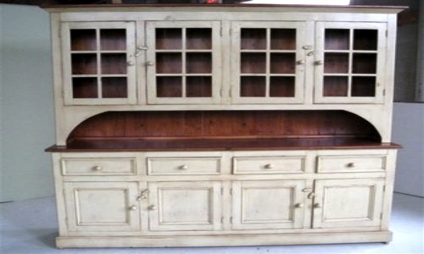 Buffet Server Furniture   Walnut Credenza   Buffets And Sideboards