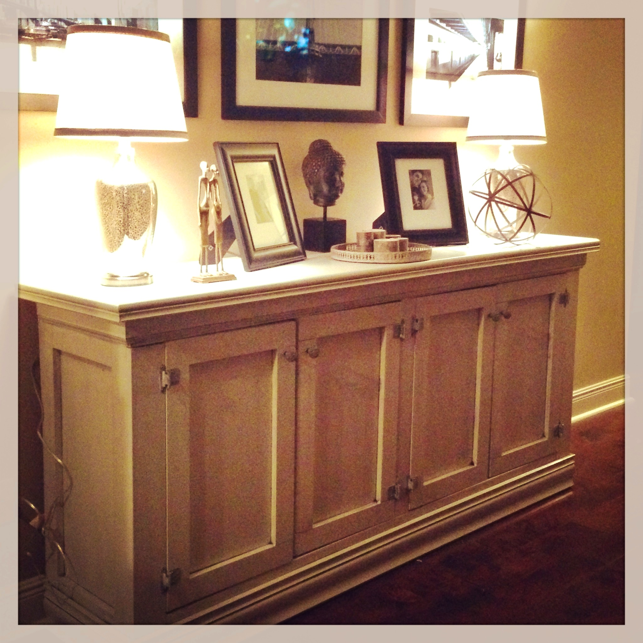 Buffets and Sideboards | Kitchen Buffet Hutch | Painted Sideboards and Buffets
