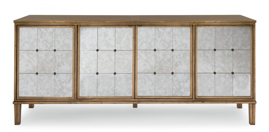 Buffets And Sideboards | Mid Century Sideboard | Mirrored Buffet Table