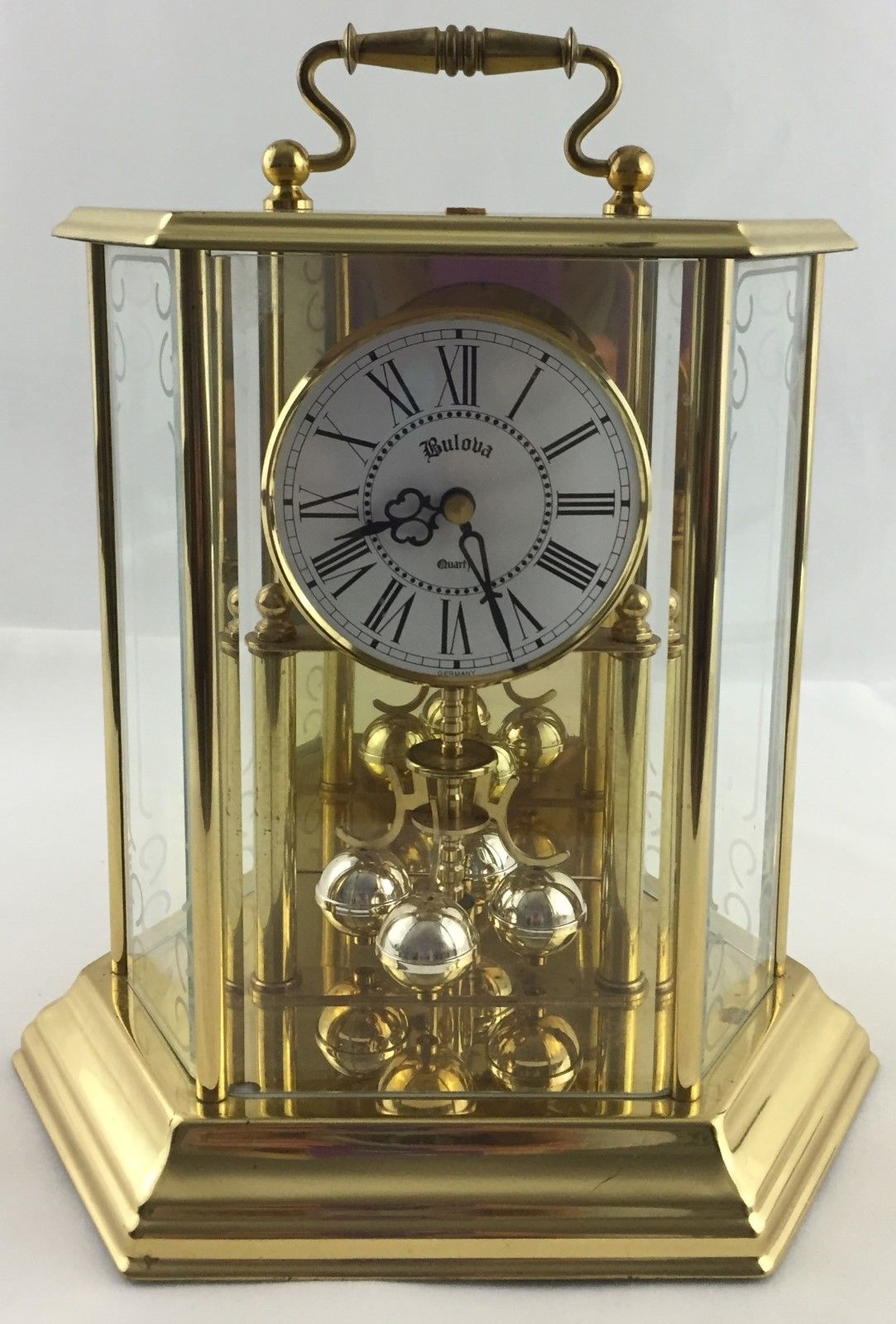 Bulova Grandfather Clock | Bulova Chime Wall Clock | Bulova Mantel Clock
