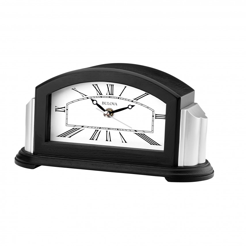 Bulova Mantel Clock | Bulova Alarm Clocks | Bulova Carriage Clock