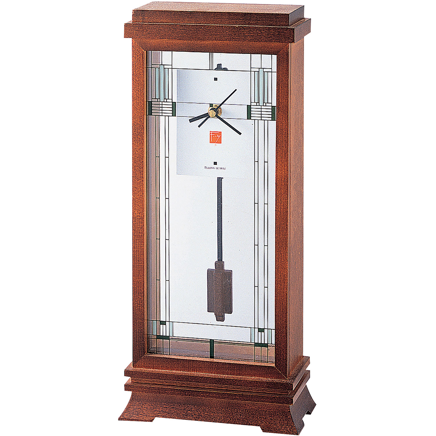 Bulova Mantel Clock | Bulova Pendulum Wall Clock | Mantel Chime Clocks