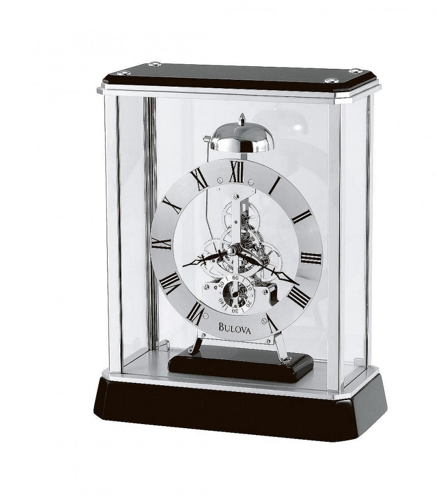 Bulova Mantel Clock | Bulova Tabletop Clock | German Made Mantel Clocks