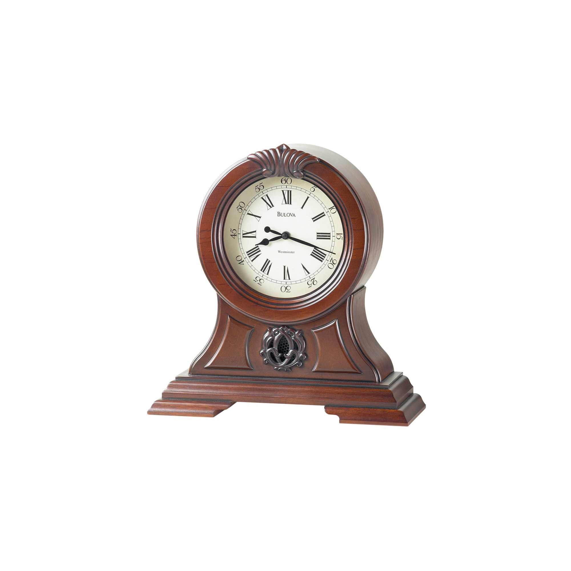 Bulova Mantel Clock | Bulova Wall Clocks | Mantel Clock
